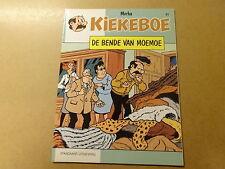 STRIP / KIEKEBOE 41: DE BENDE VAN MOEMOE | Herdruk 1997