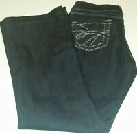 BKE Sabrina Stretch Boot Cut Dark Denim Women's Jeans 28 x 31 1/2 EUC