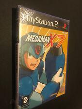 Megaman X7 X 7 X-7 Mega Man PS2 Play Station 2 Pal ESPAÑOL NUEVO PRECINTADO
