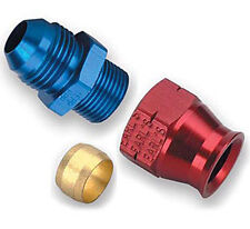 """Earl's 165056ERL -6 to 5/16"""" Hard Line Tubing Adapter, Male AN 165056 @SpeedTech"""