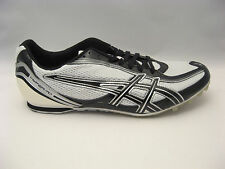 ASICS Track Shoes 13 Hyper MD Black Onyx Lightning G901N Track & Field Spikes