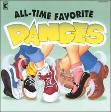 NEW All-Time Favorite Dances (Audio CD)