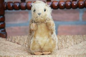 Antique Hermann Marmot Mohair Very Rare Collectible