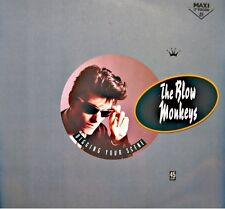 THE BLOW MONKEYS digging your scene (3 versions)/i backed a winner MAXI 1986 NM+