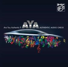 "Stockfisch-sfr357.9011.2 - Aya - ""AUTHENTIC audio check"" - ibrida SACD"