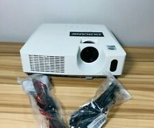 HITACHI DUKANE LCD PROJECTOR + ACCESSORIES CP-X2010 LAMP HOURS 1529H