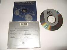 New Jack Swing 2 Mastercuts Vol.2 cd 1992 Ex Condition