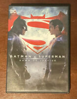 Batman v Superman: Dawn of Justice (DVD, 2016, 2-Disc Set)