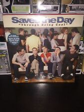 """SEALED Saves the Day Through Being Cool 12"""" Vinyl record 180 gram Limited HTF"""