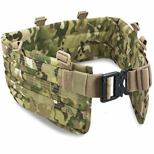 Bulldog MKII Lightweight MOLLE Military Army Tactical Padded Belt Pad MTP MTC