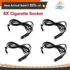 4X Cigarette Socket Suit 12V LED Camping Lights Kit 5050 Bar Rigid  RV Caravan