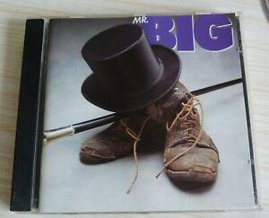 CD ALBUM  MR. BIG MR. BIG 11 TITRES 1989 DONT BONUS TRACK