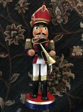 Limited Edition Christmas Soldier Nutcracker Collection 2007 3899