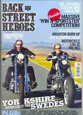 BACK STREET HEROES  No.370 February 2015 (NEW COPY)