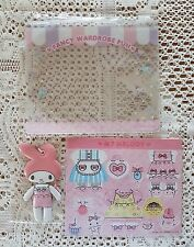 My Melody Dress up Doll Set from Sanrio