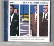 (HN977) Music To Watch Girls By - 1999 double CD