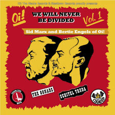 The gonads/Uchitel Truda-Oi! we Will Never divided Vol. 1 (split EP) nuevo
