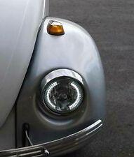 67-72 stepside fleetside chevy chevrolet pick up truck led glass head light pair