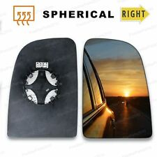 Right Driver side Wing mirror glass for Peugeot Boxer 2006-2020 heated