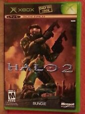 Halo 2 Original Xbox Complete with Manuals LN