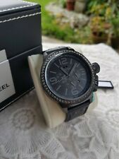 Authentic Tw Steel Leather Watch