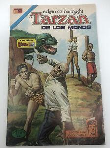Tarzan De Los Monos Comic Book