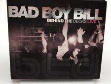 Bad Boy Bill - Behind the Decks Live (CD + DVD) Like New