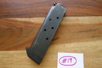 Colt 1911 1911A1 Magazine Lone Star Ordinance Pad Texas Capacity 7