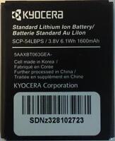 NEW OEM KYOCERA SCP-54LBPS Hydro Edge C5215 C5170 5AATXBT063GEA Original Battery