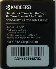 NEW OEM KYOCERA SCP-54LBPS Hydro Edge C5215 C5170 5AATXBT063GEA Original Battery