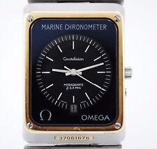 VINTAGE OMEGA MARINE CHRONOMETER REF. 198.0082 MEGAQUARTZ CALIBER 1516