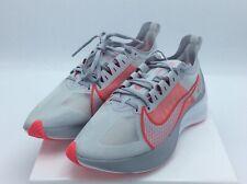 Nike Womens Zoom Gravity Pure Platinum/White/Red Orbit 7 M