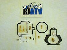 Yamaha Kodiak 400 YFM400FW 1996-1998 Carb Rebuild Kit Repair YFM 400FW