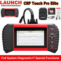LAUNCH X431 OBD2 Scanner Touch Pro Elite Car Diagnostic Scan Tool Code Reader