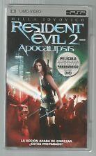 UMD: Resident Evil 2 Apocalipsis