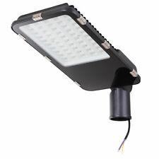 50W LED Road Street Pole Light IP65 Outdoor Area Floodlight Lighting Cool White