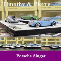 Timothy&Pierre 1:64 Scale Porsche 911 964 Singer LIMITED Car Model Collection