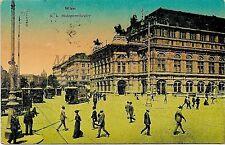 AUSTRIA - Wien - K. k. Hofoperntheater 1911