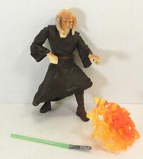 Hasbro Star Wars Saga AOTC Saesee Tiin Jedi Master Action Figure