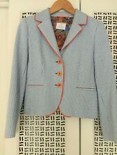 Madeleine Pin striped blazer size 10