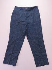 C-012 Walnut Hill Ladies Pants - AUS Size 16 LINEN AS NEW
