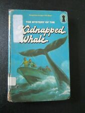 Mystery of the Kidnapped Whale - three Investigators #35  Marc Brandel