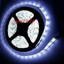 5M 500CM 5630 300 Led SMD Cool White Waterproof Light Strip Super Bright DC 12v