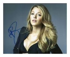 BLAKE LIVELY AUTOGRAPHED SIGNED A4 PP POSTER PHOTO PRINT 3