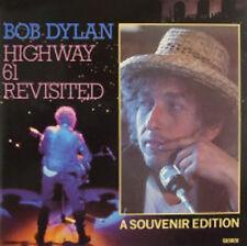 "Bob Dylan, Highway 61 Revisited, NEW/MINT UK 7"" vinyl single in gatefold sleeve"