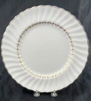 Set of 6 Dinner Plates Royal Doulton Adrian H4816 Bone China England