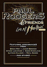 Paul Rodgers And Friends - Live At Montreux 1994 (DVD, 2011)
