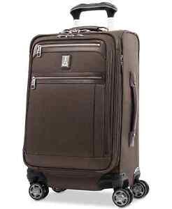 "Travelpro Platinum Elite Limited Edition 21"" Softside Carry-On Luggage"