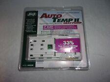 Hunter Auto Temp II Digital Programmable Thermostat Heat Pump Model 44428