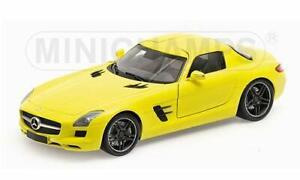 Mercedes-Benz SLS AMG (2010) Diecast Model Car 100039022